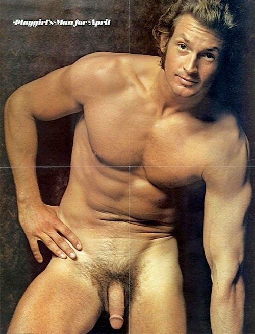 Playgirl John Gibson looking forward_72-5